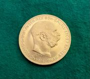 100 Kronen Corona Goldmünze Österreich