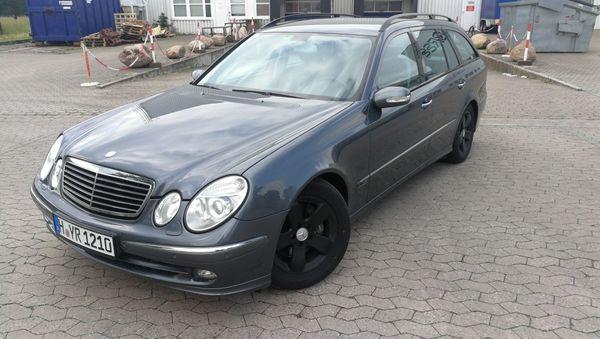 Mercedes-Benz E 320 T CDI