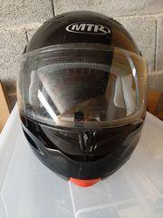 MTR Motorradhelm Größe L