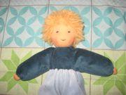 Stoffpuppe Waldorf Puppe Schlamperle ca