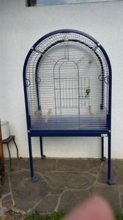 Papageienkäfig