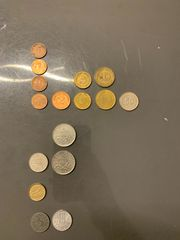 Alte Geldmünzen Münzen Münze Deutsche