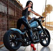 Motorrad Garage Landau
