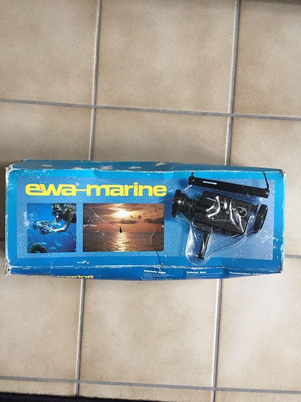 EWA - Marine UW-S Unterwasser Regencape