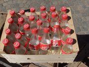 Coca Cola Flaschen 23 Stück