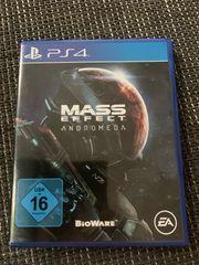 Mass Effect Andromeda PS4 PlayStation