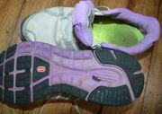 Meine alten Ni e Duft-Sneaker