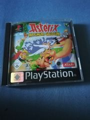 PS1 Spiel Asterix Maximum Gaudium