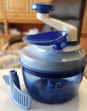 Quick Chef blau von Tupperware