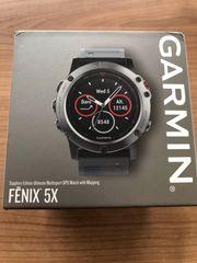 Garmin Fenix 5x Saphire Edition