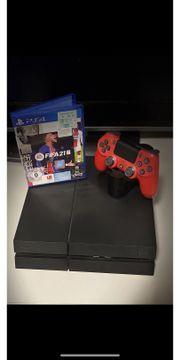 PlayStation 4 - Konsole 500GB schwarz