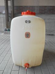 Kunststoff Weinfässer