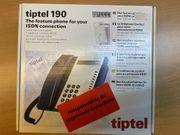 ISDN-Tischtelefon Tiptel 190 neu