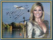 Helene Fischer Foto Souvenir signiert
