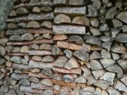 Für die eiskalten Tage - Brennholz -