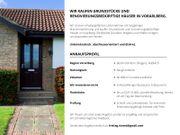 Wir suchen Grundstücke und renovierungsbedürftige