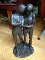 Kurt Moser 1926 - 1982 - Bronze-Skulptur -