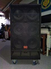 SAD Sieben Audio Design 6x10