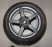 Komplettrad Sommer 4x205 55R70 Caddy-Touran-