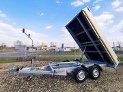 NEUEDUARD310x180cm2700 KGHeck KipperRückwärtskipperE-Pumpe