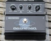 Rocktron Metal Planet Distortion Verzerrer-Pedal -