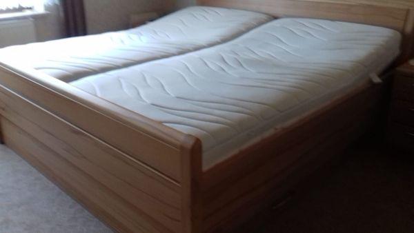 Qualitat Hochwertiges Bett Np 3550 00eur 2x2m In Bexbach Betten Kaufen Und Verkaufen Uber Private Kleinanzeigen