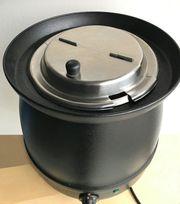 Suppenwärmer H 35 cm Einsatz