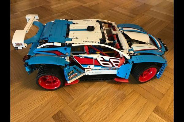 LEGO 42077 Technic Rallyeauto