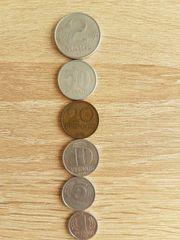 Kursmünzen DDR