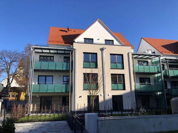 Hersbruck Altstadt-Carré mit Penthouse-Feeling Neubau