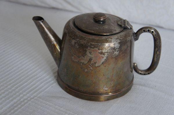 Antike Silberkanne England