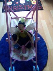 Puppenbuggy Puppenwagen Buggy