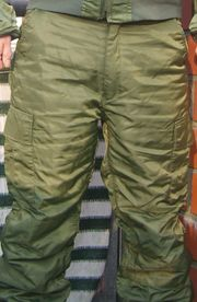 MilTec Outdoorhose Gr M in