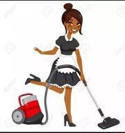 Putzfrau für Sie