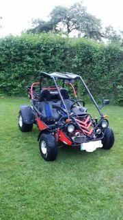 Buggy 2 Sitzer trail blazer