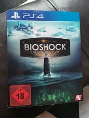Ps4 Spiel Bioshock The Collection