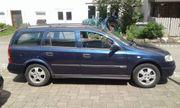 Opel Astra Caravan 1 6l