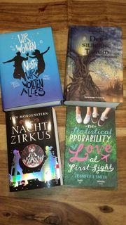 4 Jugendbücher - neuwertig Sehr günstig