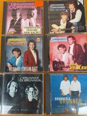 9 CDs von Brunner Brunner