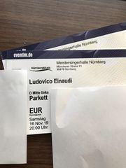 Ludovico Einaudi Konzert Tickets