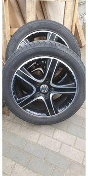 4x 18 Zoll Original VW