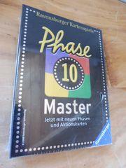 Phase 10 Strategiespiel