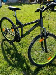 Fahrrad 26 Zoll mit Licht