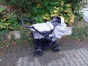 Kinderwagen mit maxi cosi
