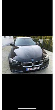 Perfekt gepflegter 5er BMW Kombi