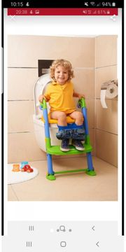 Kinder toiletten trainer