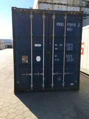 40 HC 40 Fuss Lagercontainer
