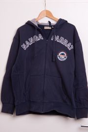 Pullover Mangaparabat Dunkelblau Gr 48