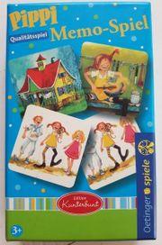 Pippi Langstrumpf Memory ab 3