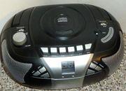 CD - Cassettenradio - Fa ELTA zu